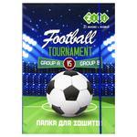 Папка ZiBi Football для зошитів картонна B5