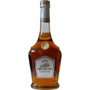 Ai-Petri V.S. 3 stars cognac 40% 0,5l - buy, prices for Novus - image 1