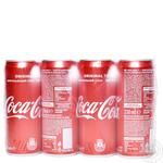 Beverage Coca-cola strongly carbonated 330ml can