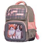 Рюкзак шкільний 1Вересня S-105 Keith Kimberlin синій 554691