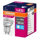 Лампа светодиодная Osram LED GU10 4000K 4,7W