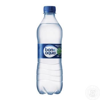 Вода Бонаква газированная 500мл - купить, цены на Novus - фото 2