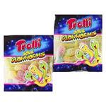 Цукерки жувальні Trolli Sour Glowworms