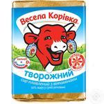 Сыр плавленый Веселая Коровка творожный 50% 90г