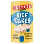 Галети Трапеза 130 г рисові з кукурудзою