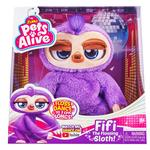 Zuru Pets Alive Sloth Soft Toy