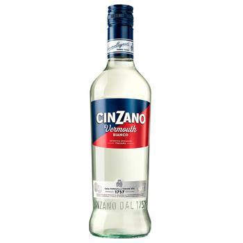 Cinzano Bianco White Sweet Vermouth 15% 0,5l
