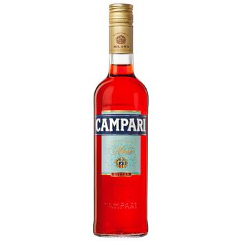 Настоянка гірка Campari 25% 0,5л