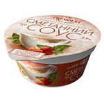 Sauce President sour cream with greens 200g Ukraine