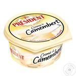 President Cream cheese from Camembert 55% 125г