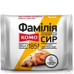 Komo Familia Sliced Semi-Hard Cheese 185g