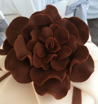 Мастика шоколадная