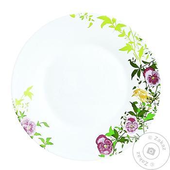 Тарелка десертная Luminarc Latone L8314 22см - купить, цены на Таврия В - фото 1