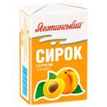 Yagotynsky With Dried Apricots Cottage Cheese 10% 90g