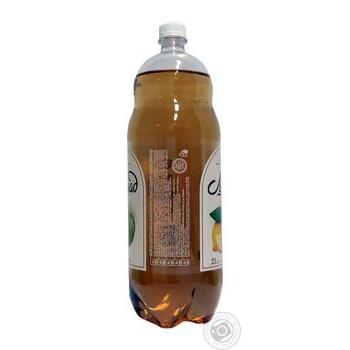 Напій безалкогольний Оболонь Лимонад сильногазований 1л - купити, ціни на МегаМаркет - фото 3