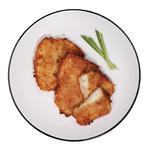 In Potatoes Chips Flounder Fillet