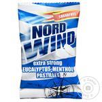 Конфеты Nord Wind со вкусом эвкалипта 25г