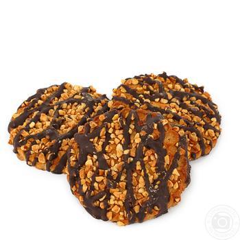 Печиво Деліція Альпійське з декором кг