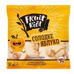Слайсы яблочные Fruit Riot Сладкое яблоко 30г