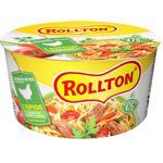 Лапша Роллтон яичная с курицей по-домашнему 75г