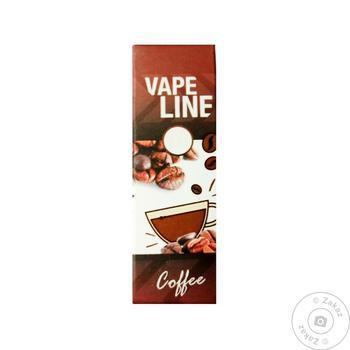 Vape Line Coffee For Electric Evaporator Liquid 10ml
