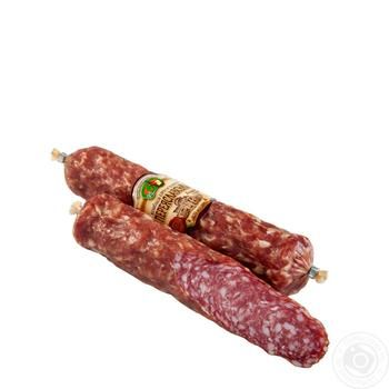Ukrprompostach Pereyaslivska Cooked Sausage - buy, prices for Auchan - photo 2