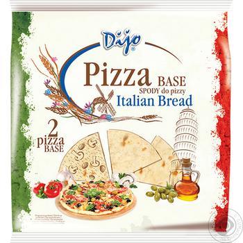Dijo Wheat Pizza Blank 230g