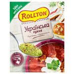 Приправа Ролтон Украинская Кухня универсальная 60г