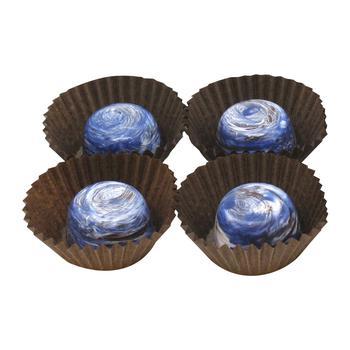 Цукерка Сапфірова нескінченність корпусна шоколадна 14г - buy, prices for Novus - photo 1