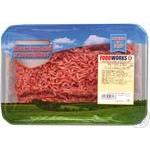 Фарш Food Works мясной домашний охлажденный