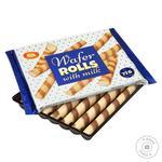 Трубочки вафельные Бисквит-Шоколад с молоком 77г