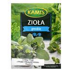 Приправа Kamis Смесь трав греческой кухни 10г
