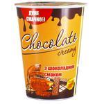 Паста Chocolato Creamy с шоколадным вкусом 400г