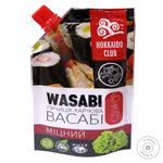 Васабі міцний Hokkaido Club гірчиця харчова 140г - купити, ціни на МегаМаркет - фото 1