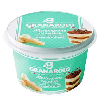 Крем-сир Granarolo Маскарпоне 84% 500г