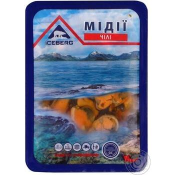 Мідії Чілі Iceberg в олії 150г - купити, ціни на Ашан - фото 2