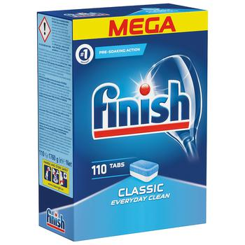 Finish Classic Dishwasher tablets 120 pieces - buy, prices for Auchan - photo 2