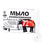 Мило хозяйственное Невская Косметика 72% универсальное 180г