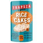 Галети Трапеза 130 г рисові з морською сіллю