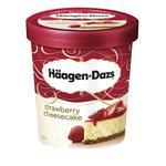 Мороженое Haagen-Dazs Клубника 500мл