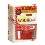 Balakliyske Extra Butter 82,5% 400g