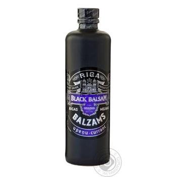 Бальзам Riga Black Balsam Currant 0,5л
