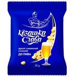 Арахис Казацкая Слава К пиву соленый жареный 30г - купить, цены на Фуршет - фото 3