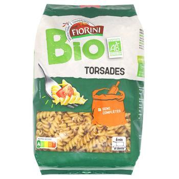 Макаронные изделия Fiorini Био Торсада с твердых сортов пшеницы 500г