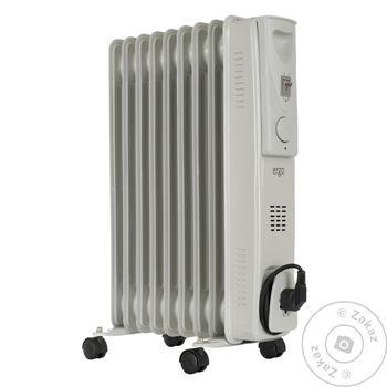 Радиатор масляный Ergo