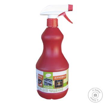 Sana Grill, Stove and Oven Cleaner 900ml - buy, prices for Novus - image 1