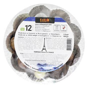 Равлики Роллі По-Бургундські 12шт - купити, ціни на Восторг - фото 1