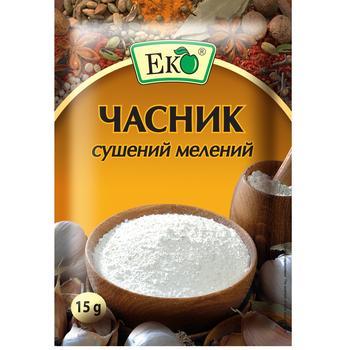 Eco Dry Ground Garlic - buy, prices for EKO Market - photo 1