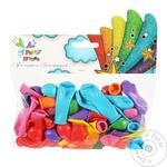 Party House Assorted Air Balloon 50pc