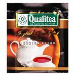 Qualitea English Beakfast Black Tea 2g